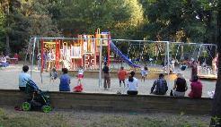 Parcul Municipiului Bistrita