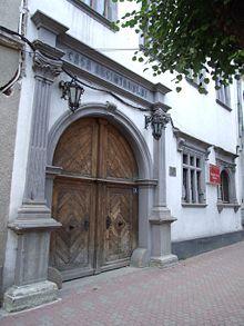 Casa Argintarului Bistrita