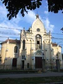 Sinagoga Bistrita