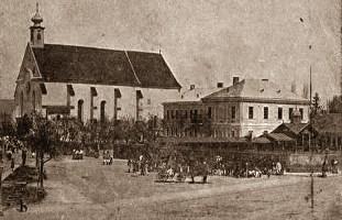 Manastirea Minoritilor