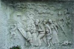 Monumentul evreilor bistriteni