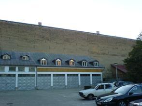 Ziduri de fortificatie Bistrita